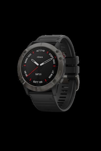 Garmin Fenix 6X Multisport GPS Watch