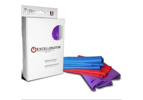Excellerator Excellerator Natural Latex Resistance Band