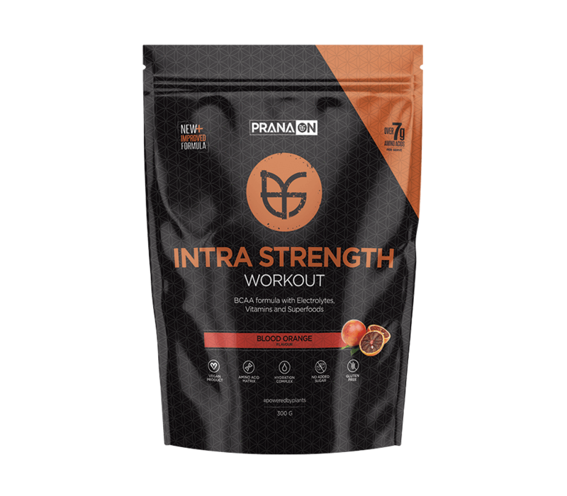 PranaOn Intra Strength Workout Formula
