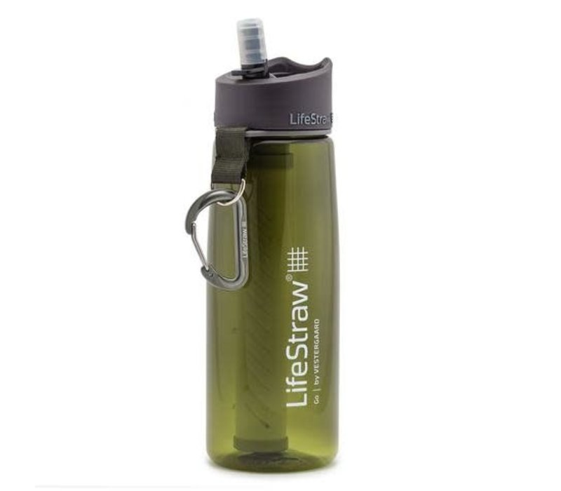 Lifestraw Go 650ml Water Bottle with Filter