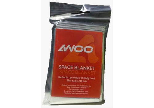 AWOO AWOO Space Blanket