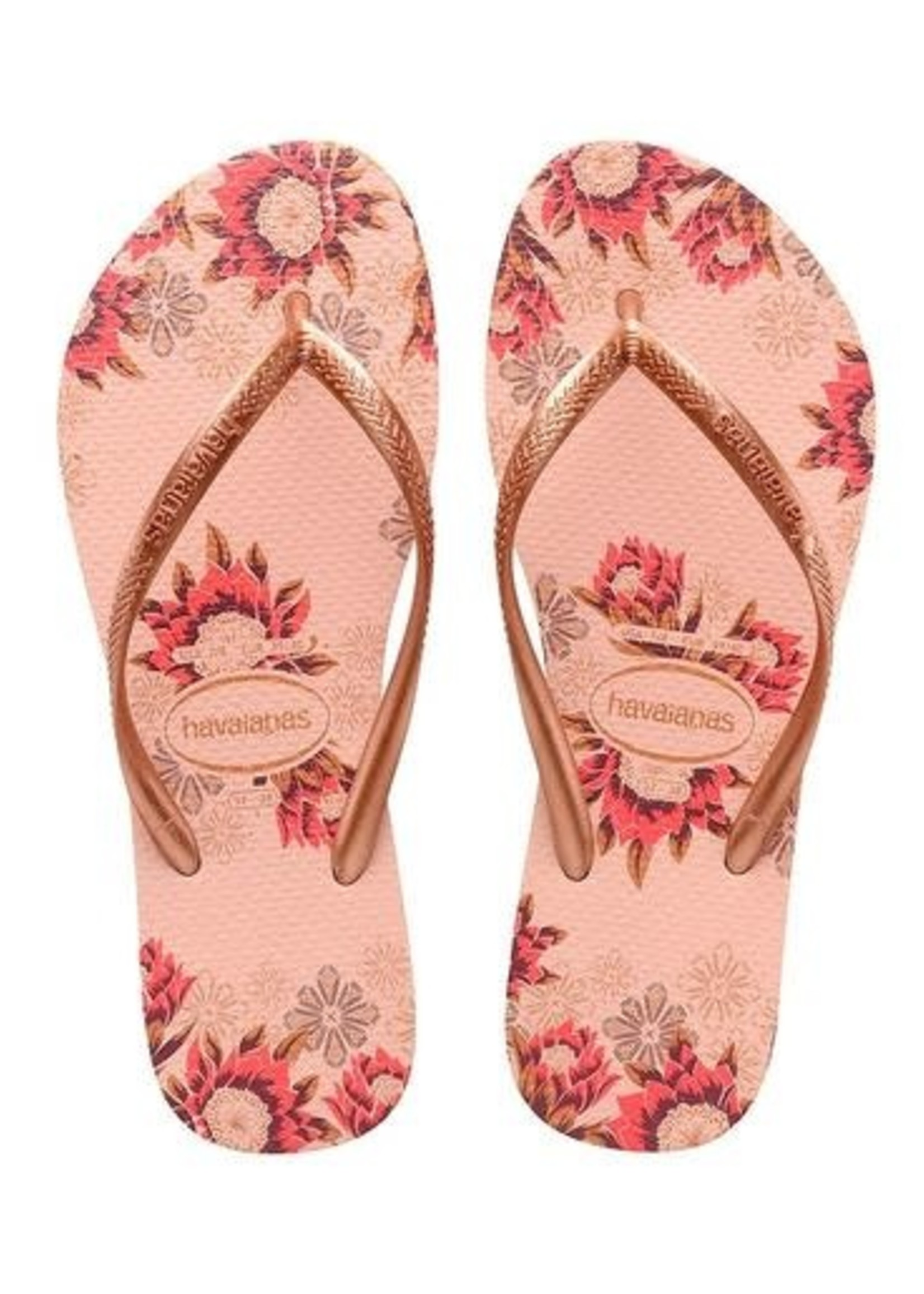 Havaianas Havaianas SLIM ORGANIC Womens Flip Flops