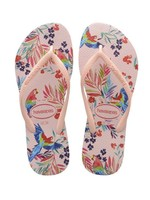 Havaianas Havaianas SLIM TROPICAL FLORAL Womens Flip Flops