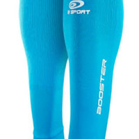 BV Sport Booster One Compression Calf Sleeves