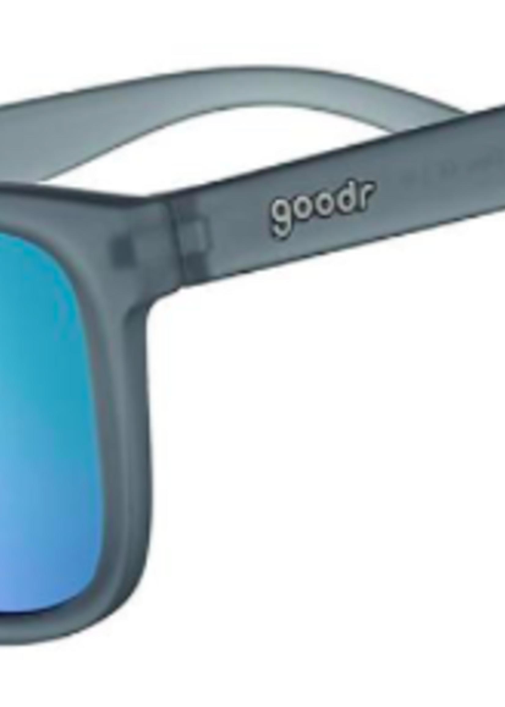 Goodr Goodr Beast Running Sunglasses Silverback Squat Mobility