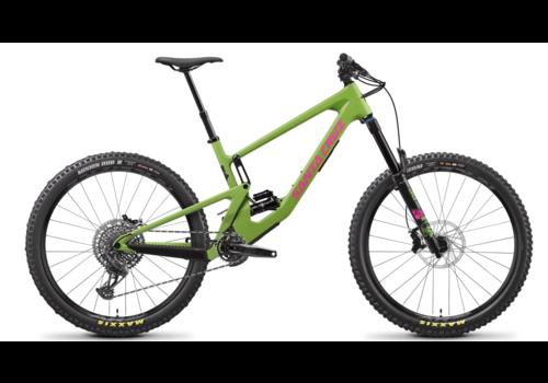 Santa Cruz Santa Cruz '21  Nomad 5 |  R Kit | 27.5  Mountain Bike - Green - XL