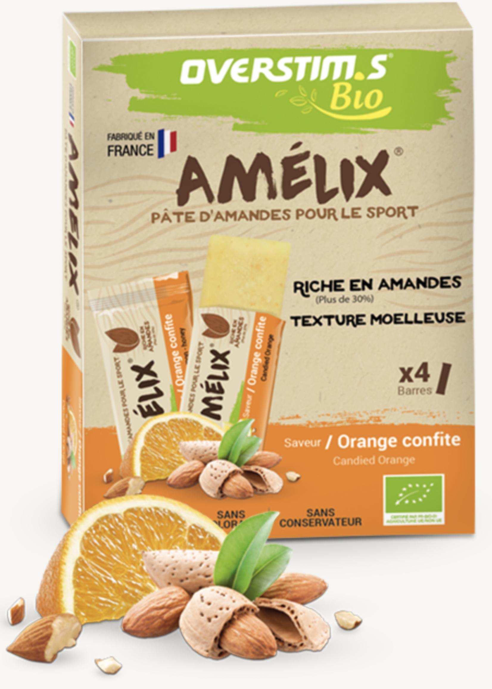 Overstims Overstims Energy Bar - Amelix Organic