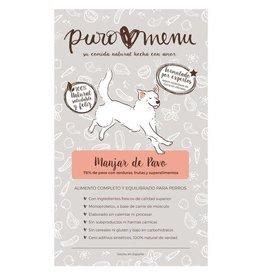 Puromenu Puromenu Menu Manjar de Pavo 5 x 100g