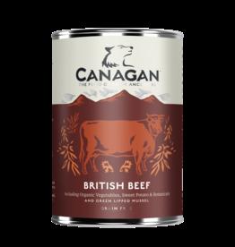 Canagan Lata Perros British Beef 400g