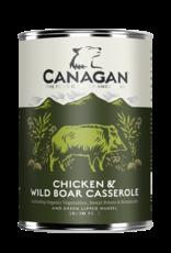 Canagan Lata Perros Chicken Wild Boar 400g