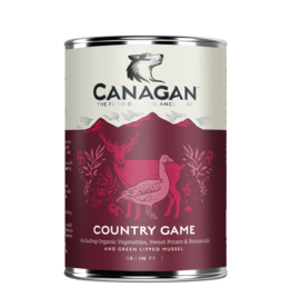 Canagan Lata Perros Country Game 400g
