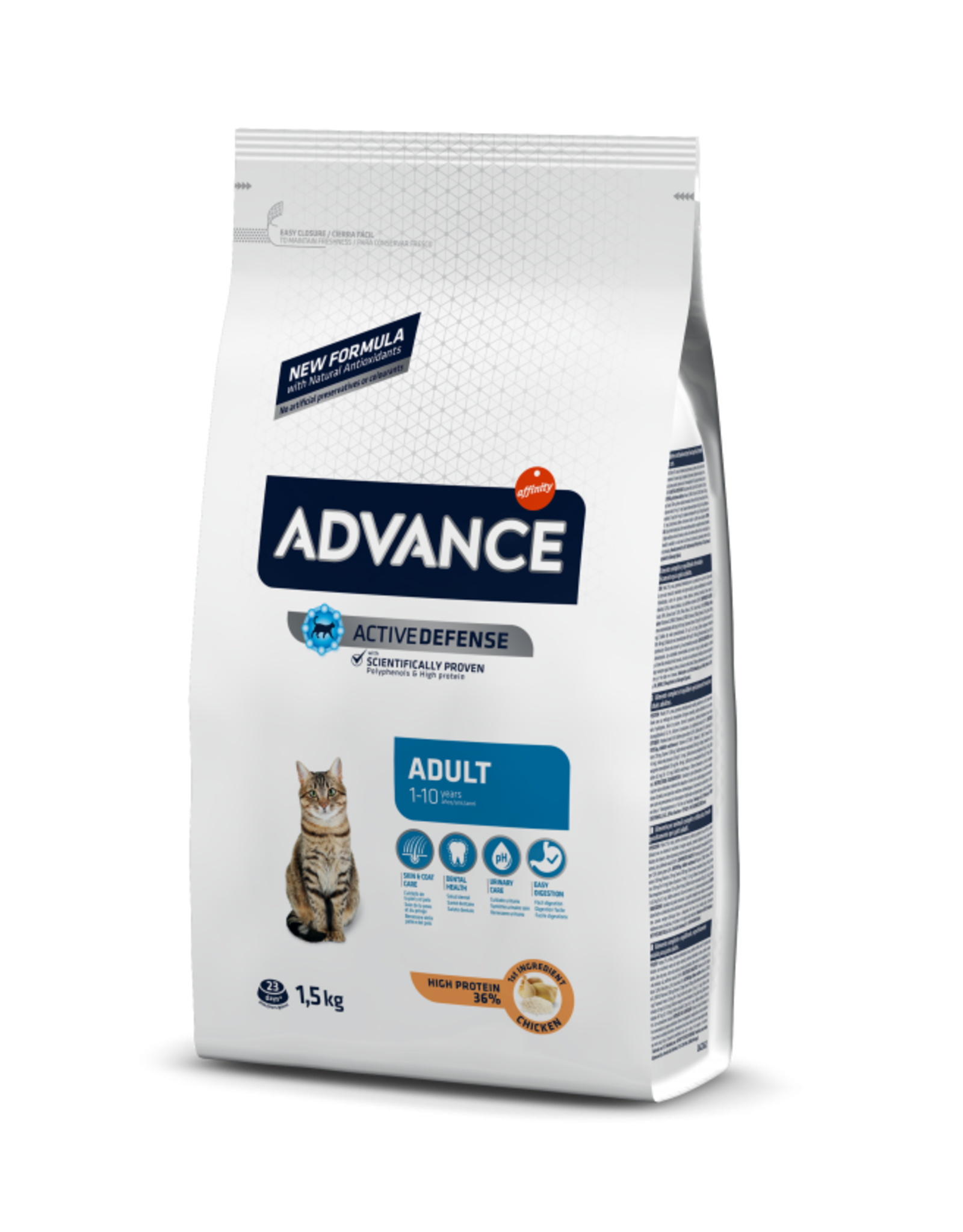 Affinity Affinity Advance Gatos Pollo 10 kg