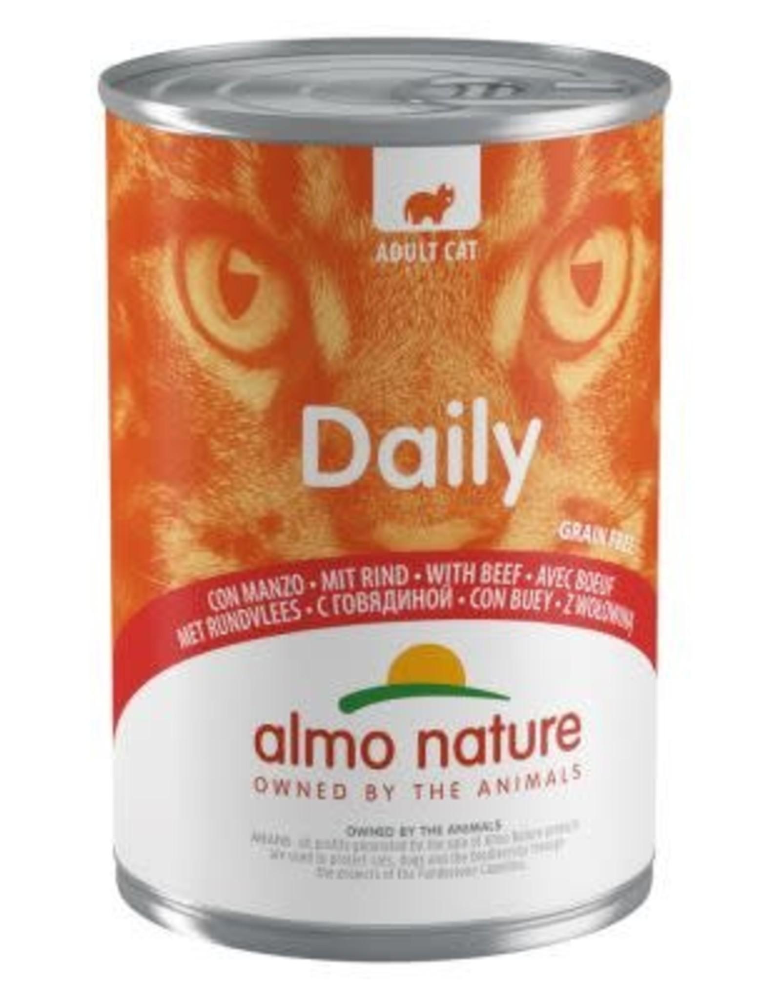 Almo Nature Almo Nature Daily Menu Gato Buey Vacuno 400 G