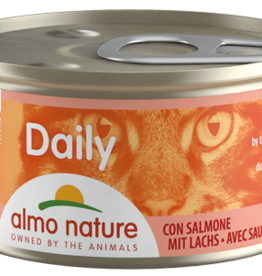 Almo Nature Almo Nature Cat Daily Mousse Salmon 85g