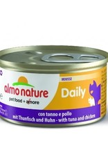 Almo Nature Almo Nature Cat Daily Mousse Atún y pollo 85 g