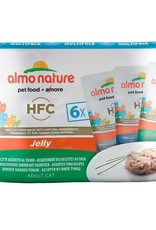Almo Nature Almo Nature HFC Atun JELLY Sobre Multipack 6 X 55 G