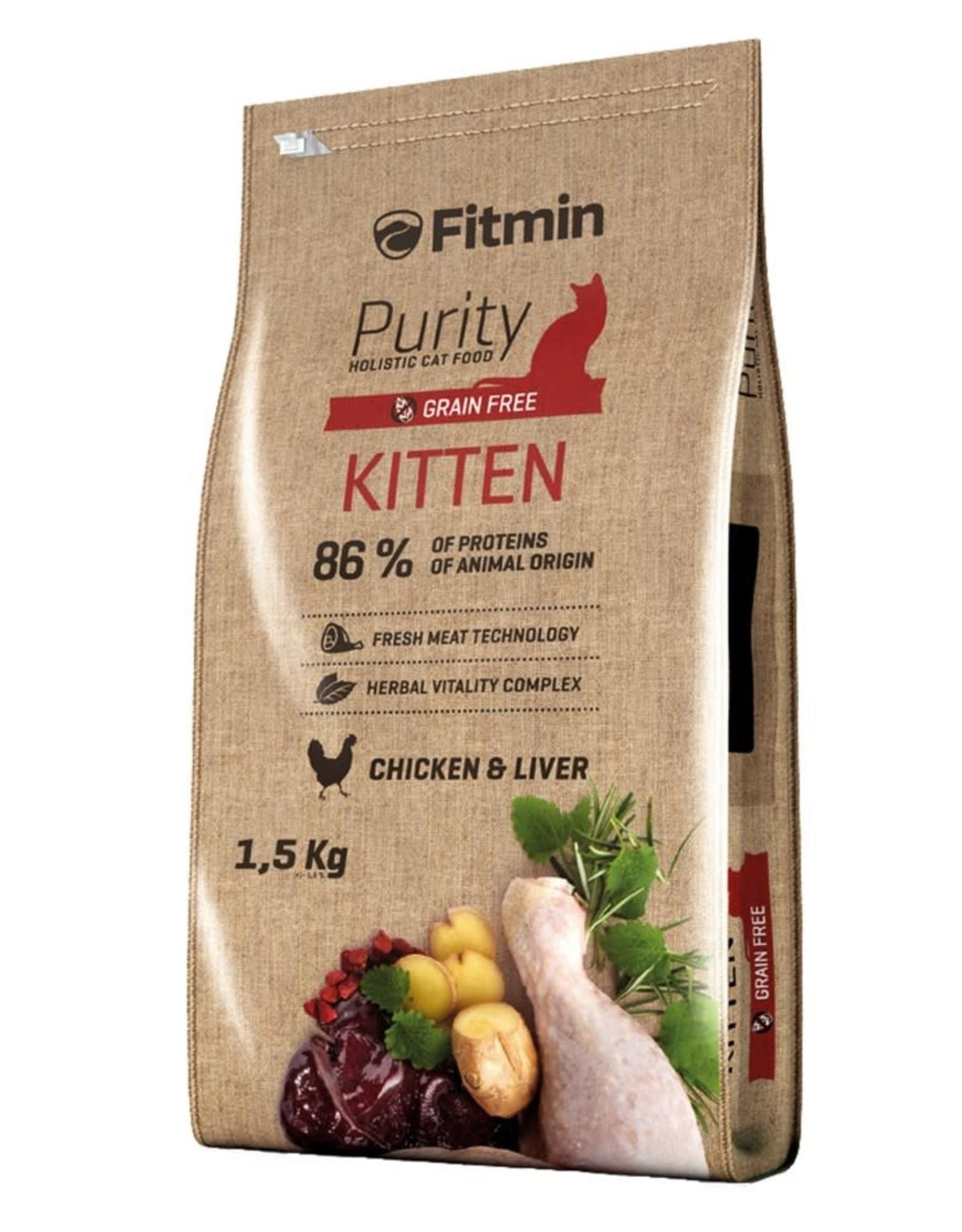 Fitmin Purity Kitten 1,5 kg