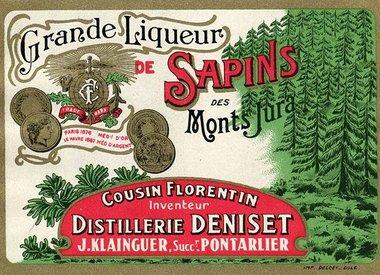 Distillerie Deniset-Klainguer