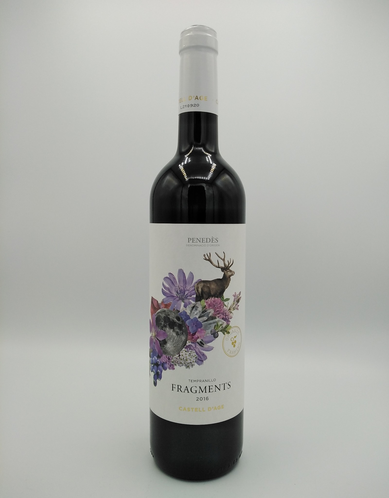 Castell d'Age Castell D'Age - Fragments - Tempranillo 2016