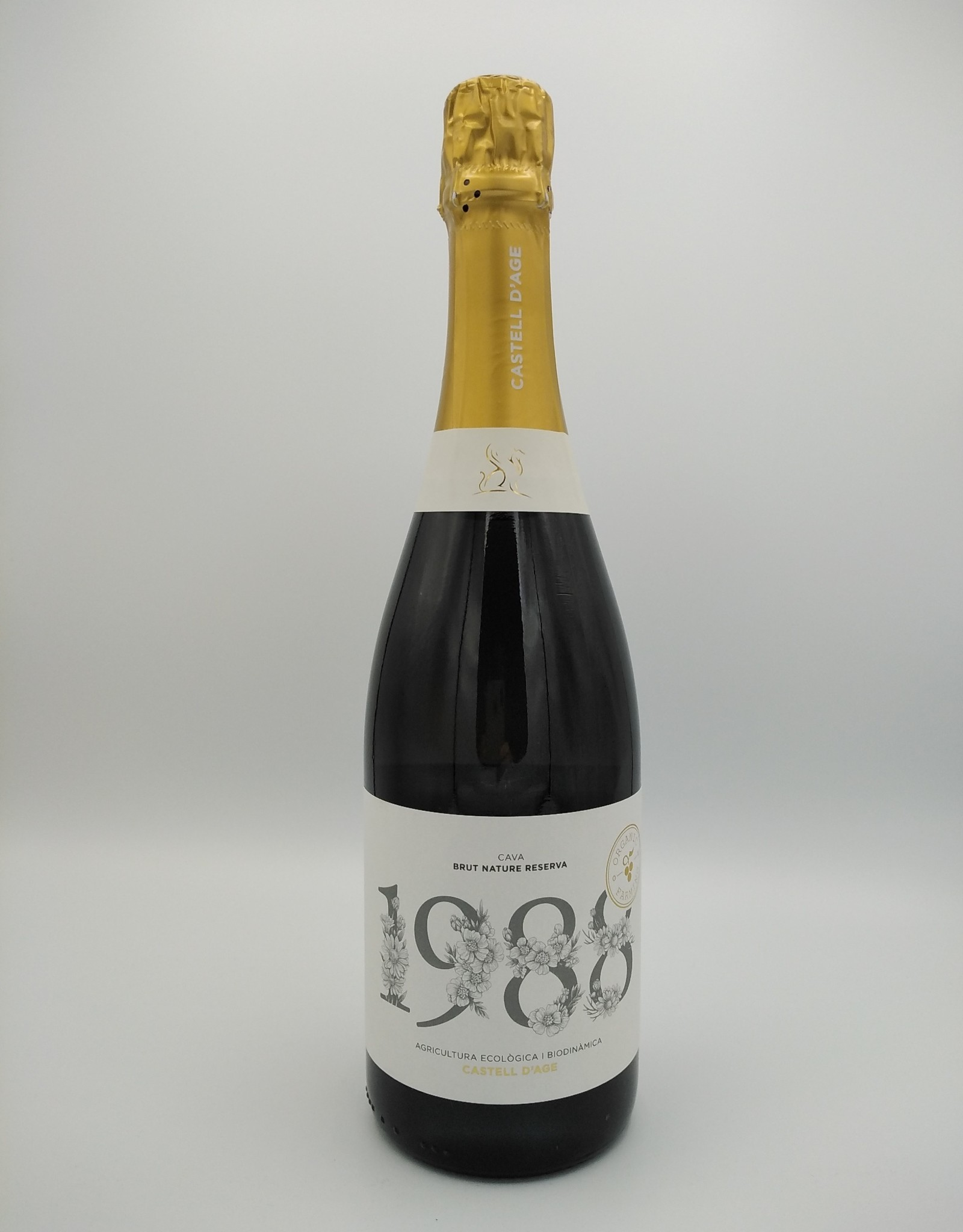 Castell d'Age Castell D'Age - 1988 - Brut Nature