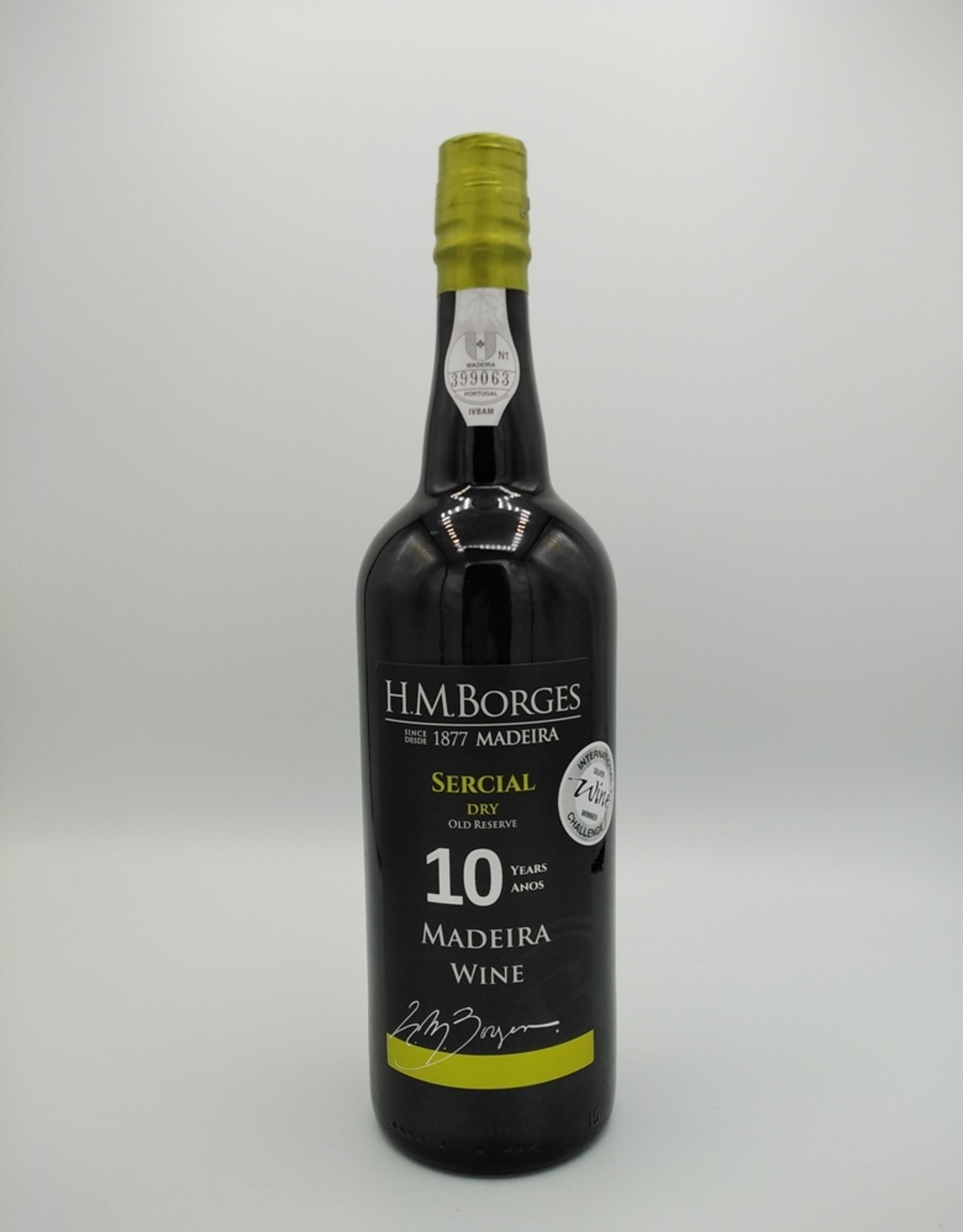 H.M. Borges H.M. Borges - Madeira Old Reserve Sercial - 10 years