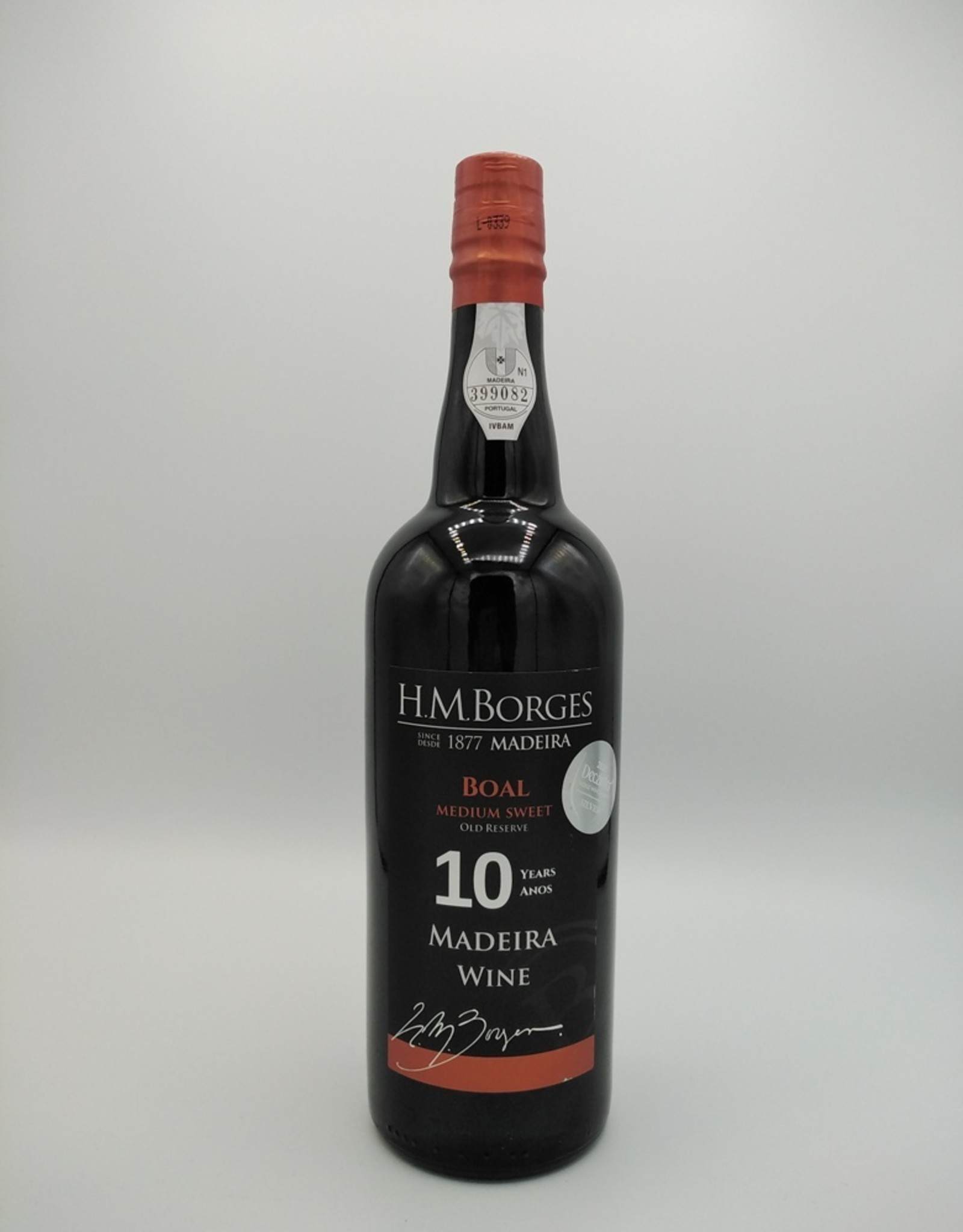 H.M. Borges H.M. Borges - Madeira Old Reserve Boal - 10 years