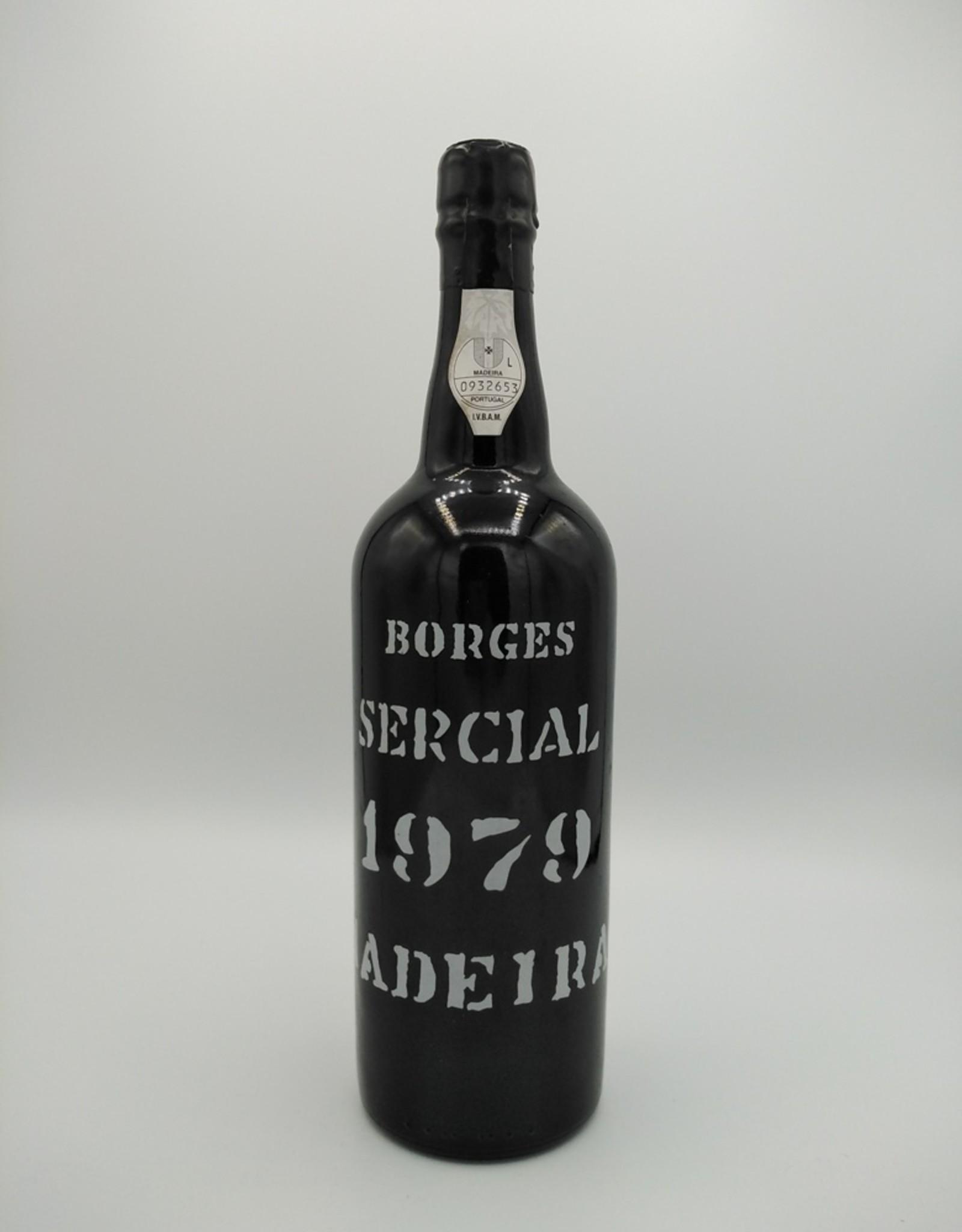 H.M. Borges H.M. Borges - Madeira Frasqueira Sercial 1979
