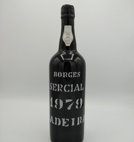 H.M. Borges H.M. Borges - Frasqueira Sercial 1979