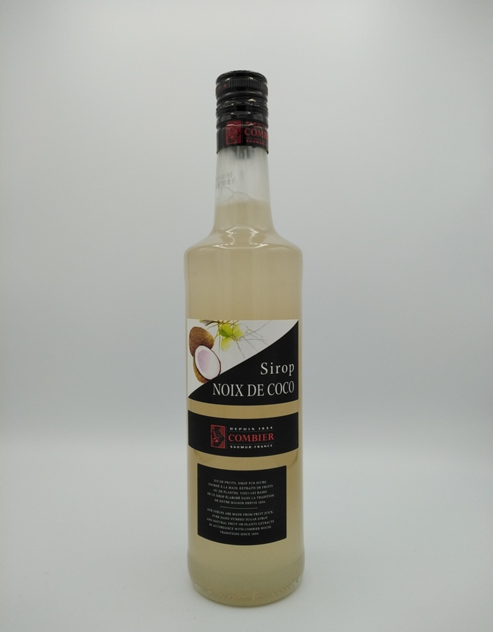 Distillerie Combier Distillerie Combier - Sirop Noix de Coco