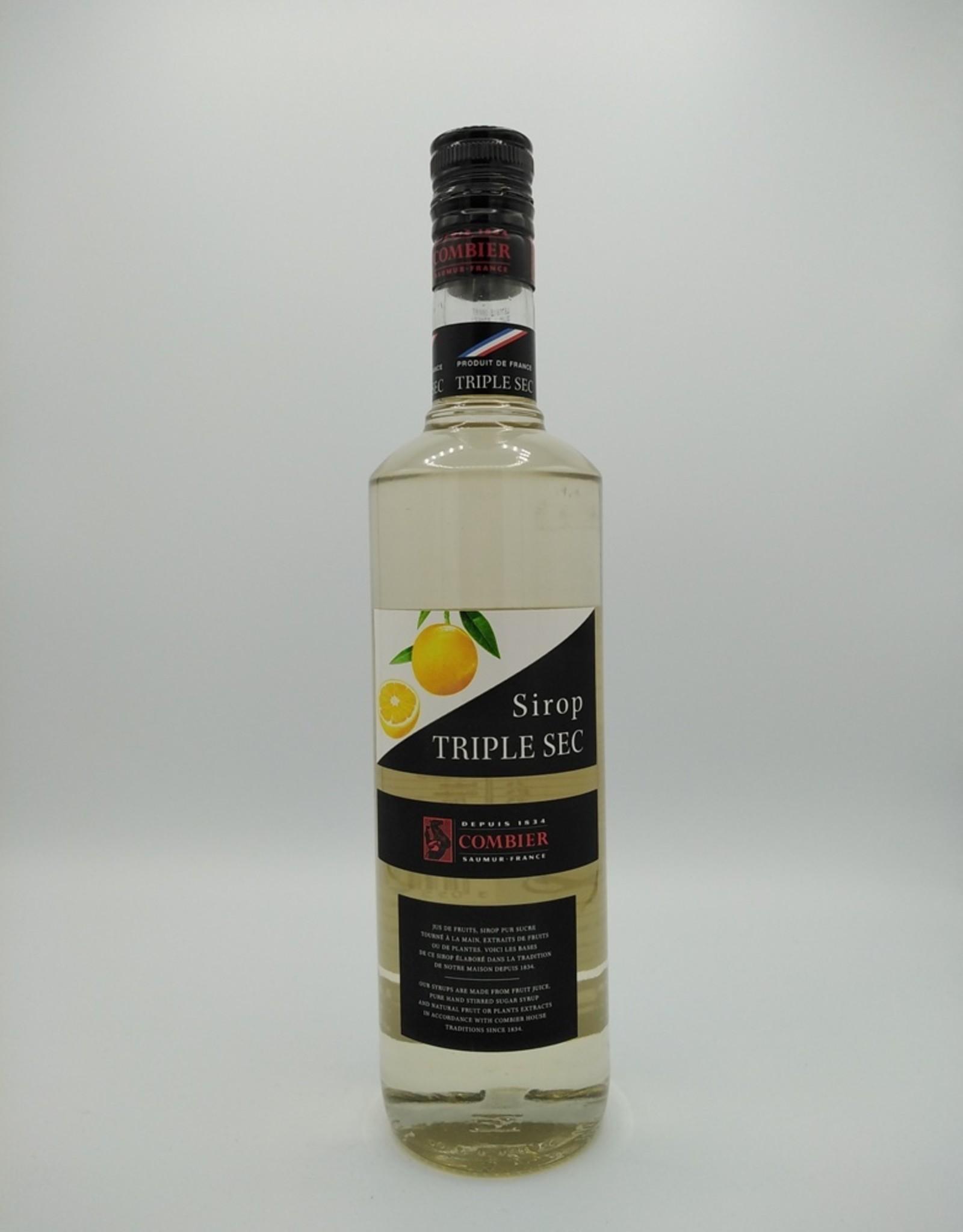 Distillerie Combier Distillerie Combier - Sirop Triple Sec