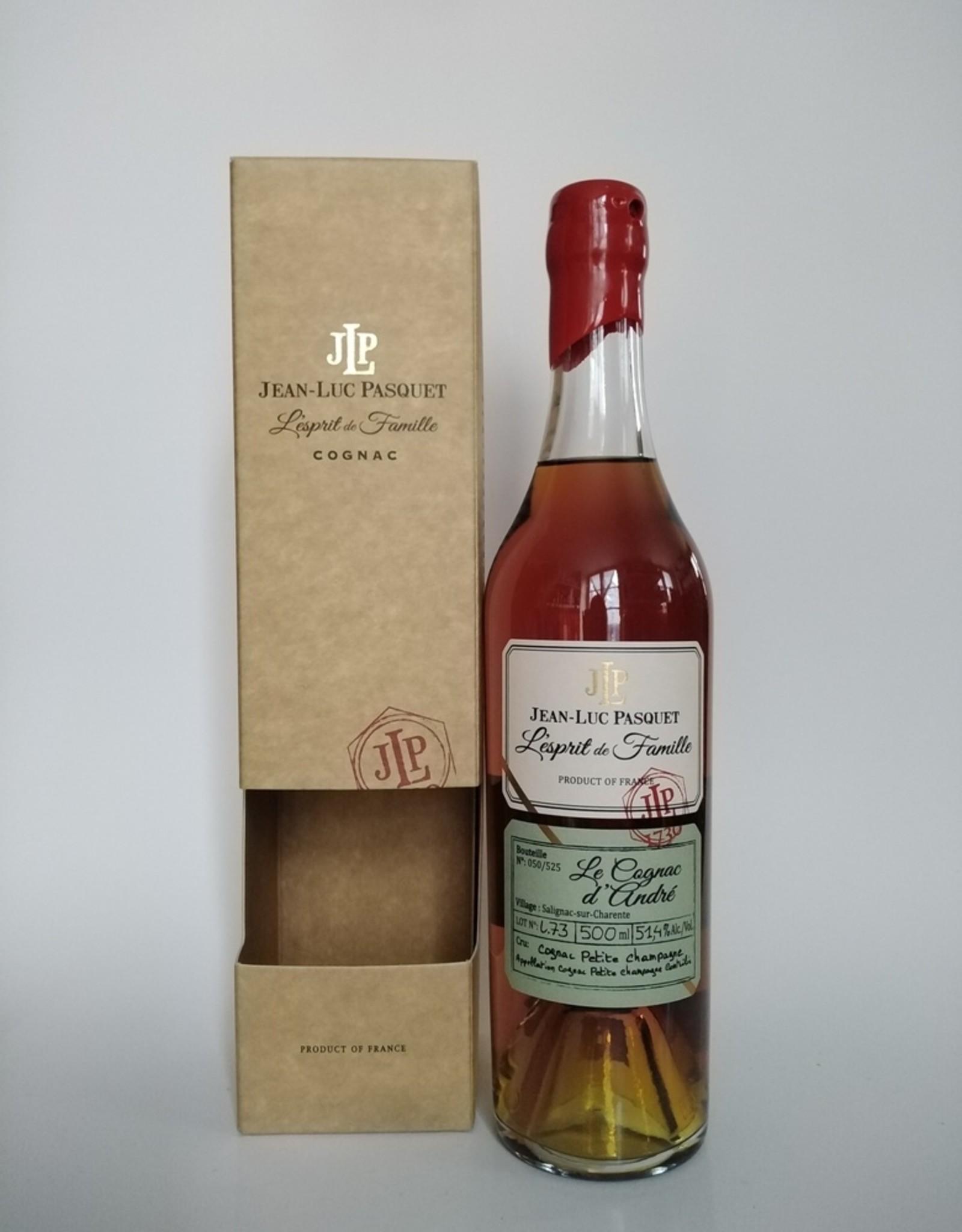 Jean-Luc Pasquet Jean-Luc Pasquet - L'esprit de Famille - Le Cognac d'André - 50 cl