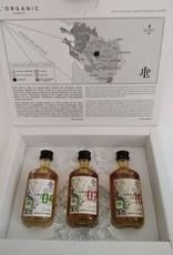 Jean-Luc Pasquet Jean-Luc Pasquet - L'Organic - Gift box small: L'Organic 04, 07 en 10 (3 x 50 ml)