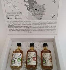 Jean-Luc Pasquet L'Organic - Gift box: 04, 07 en 10 - Jean-Luc Pasquet