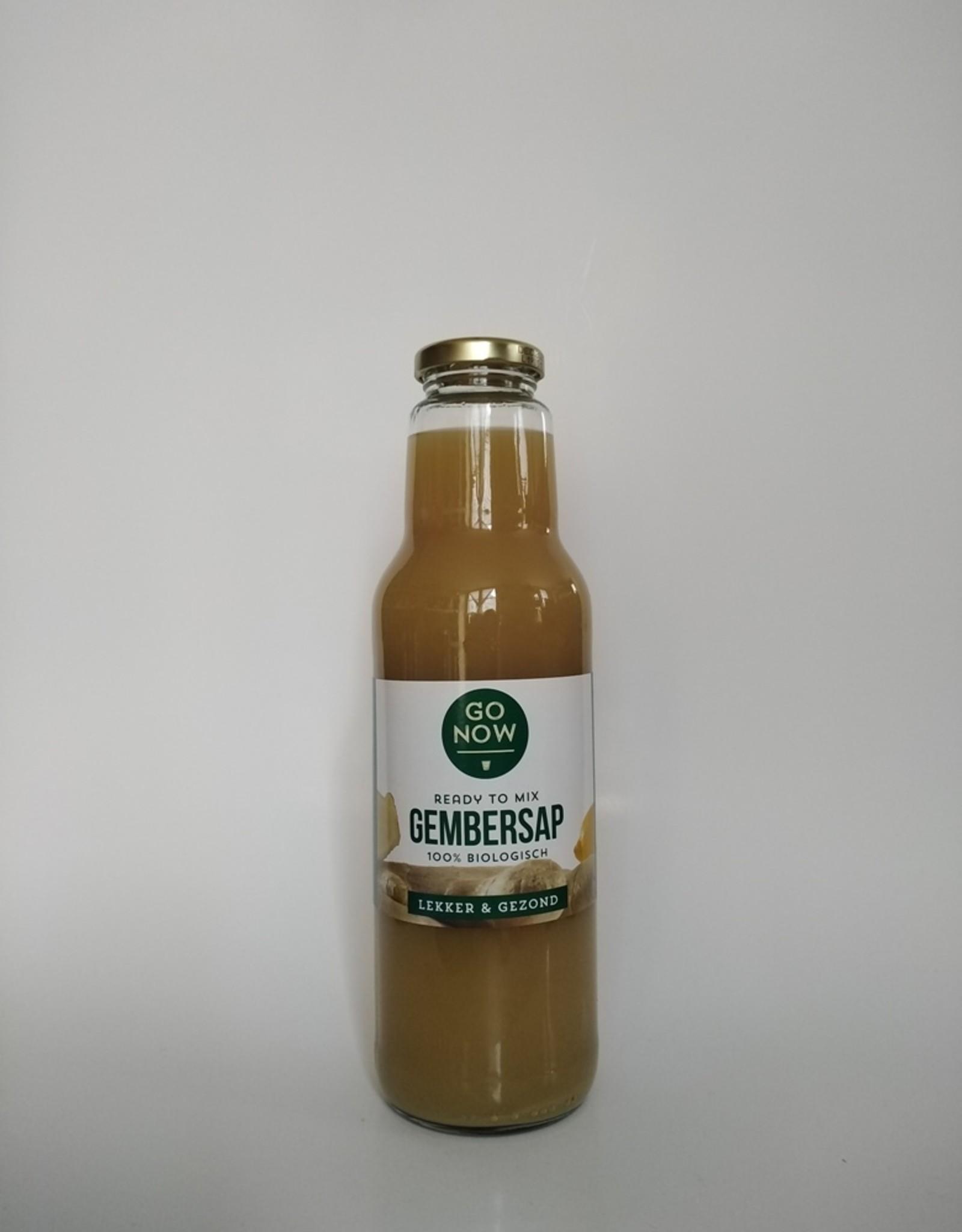 Go Now Go Now - Ready to mix - Gembersap - 750 ml