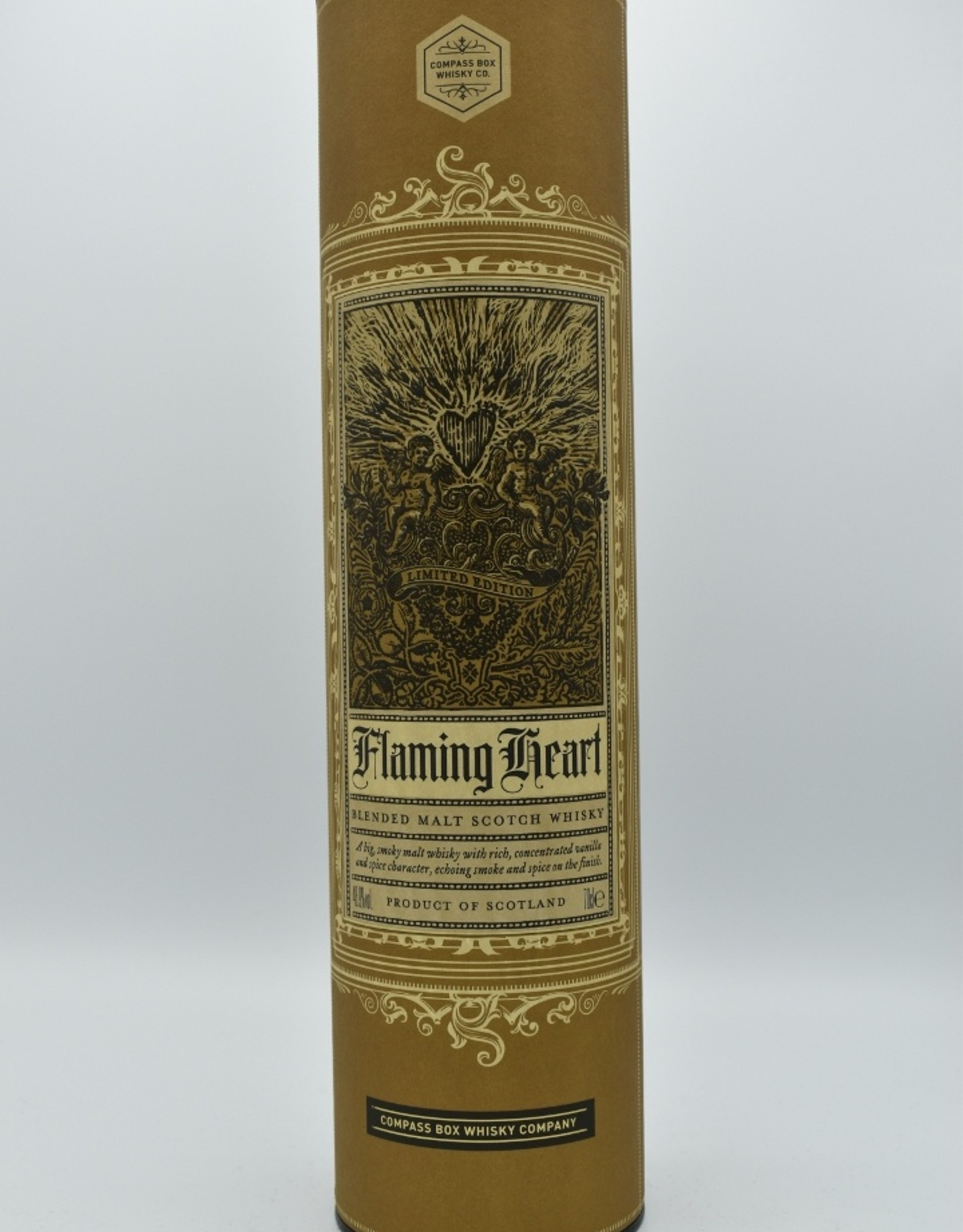 Compass Box Compass Box - Flaming Heart (bottled 2012 - 4th Edition)