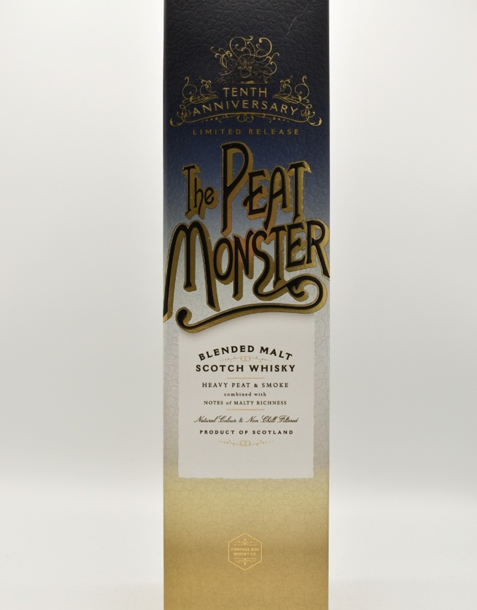 Compass Box Compass Box - The Peat Monster Tenth Anniversary