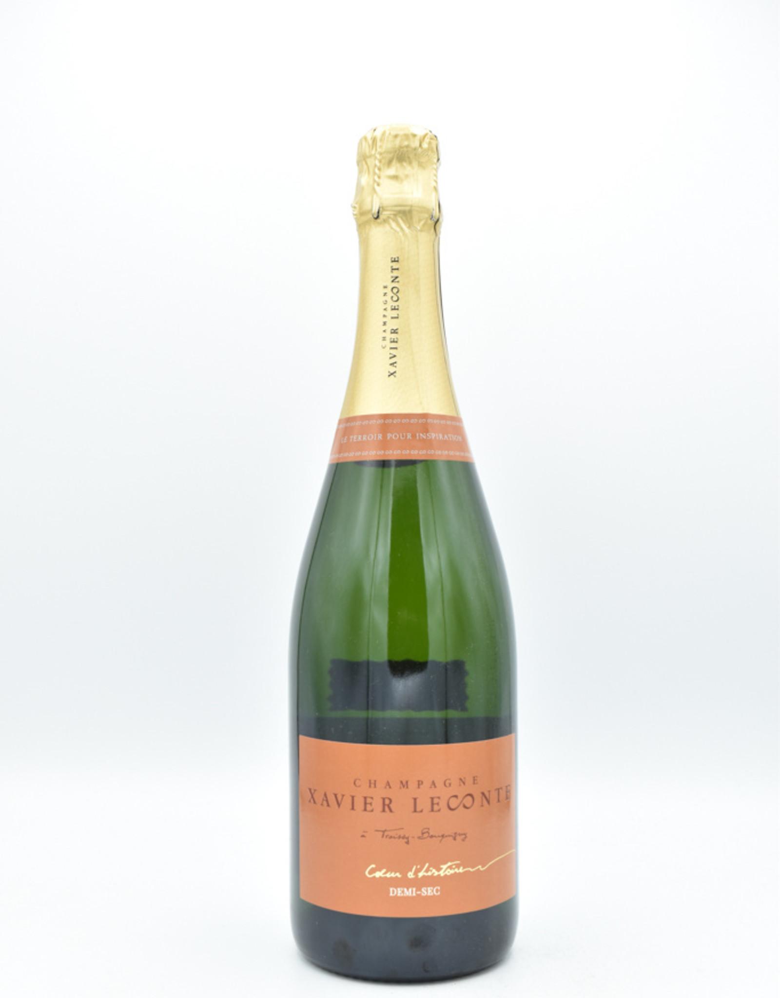 Champagne Xavier Leconte Champagne Xavier Leconte - Coeur d'Histoire - Demi-Sec