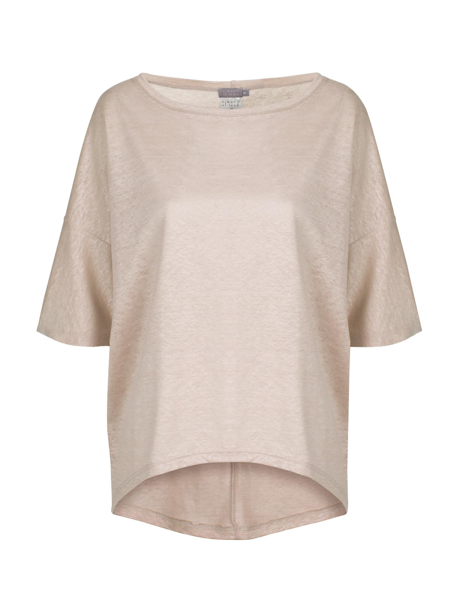 nomansland T-shirt 53.406  Soft Zand-1