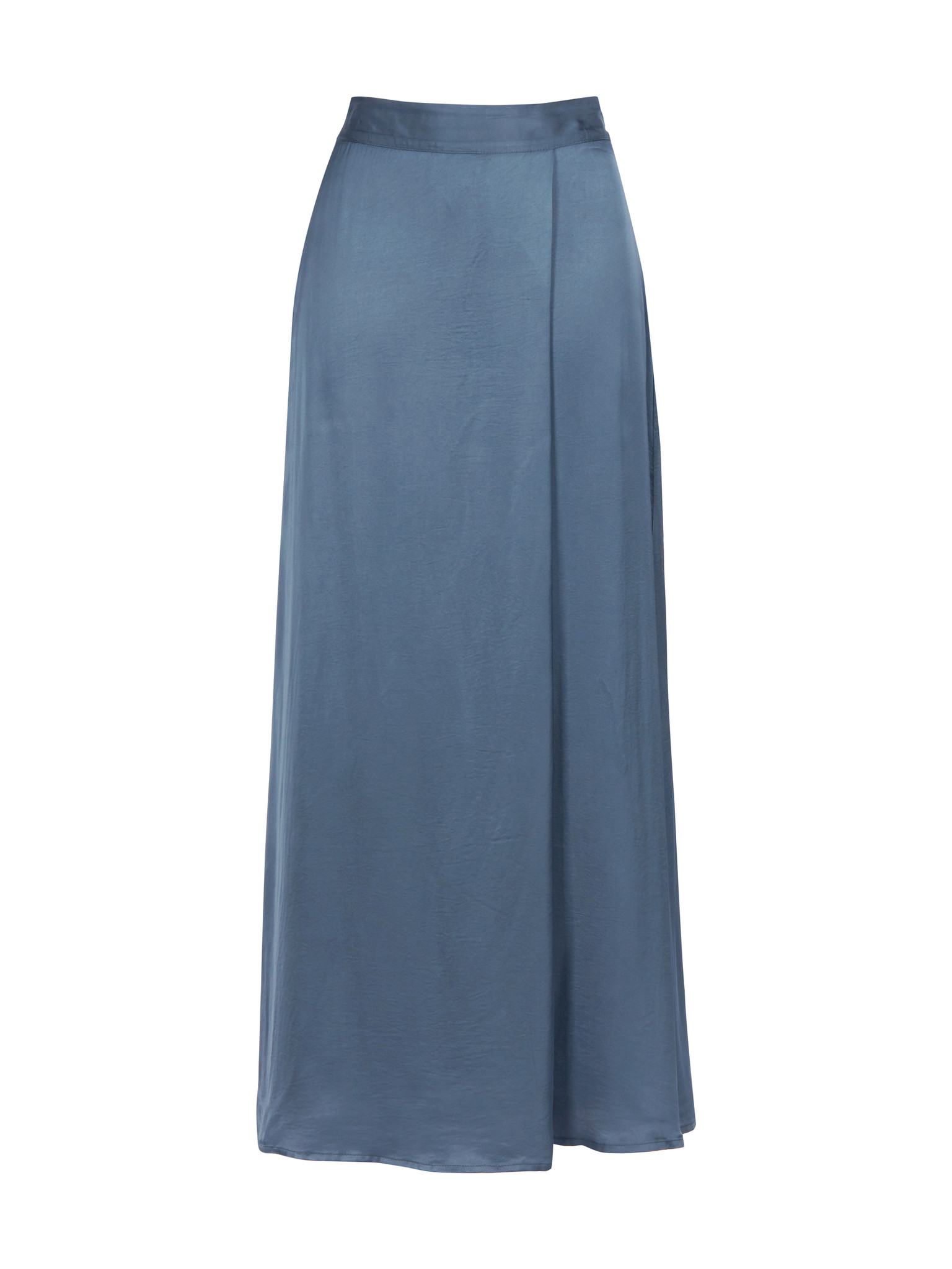 nomansland Skirt 53.208  Bleach Denim-1