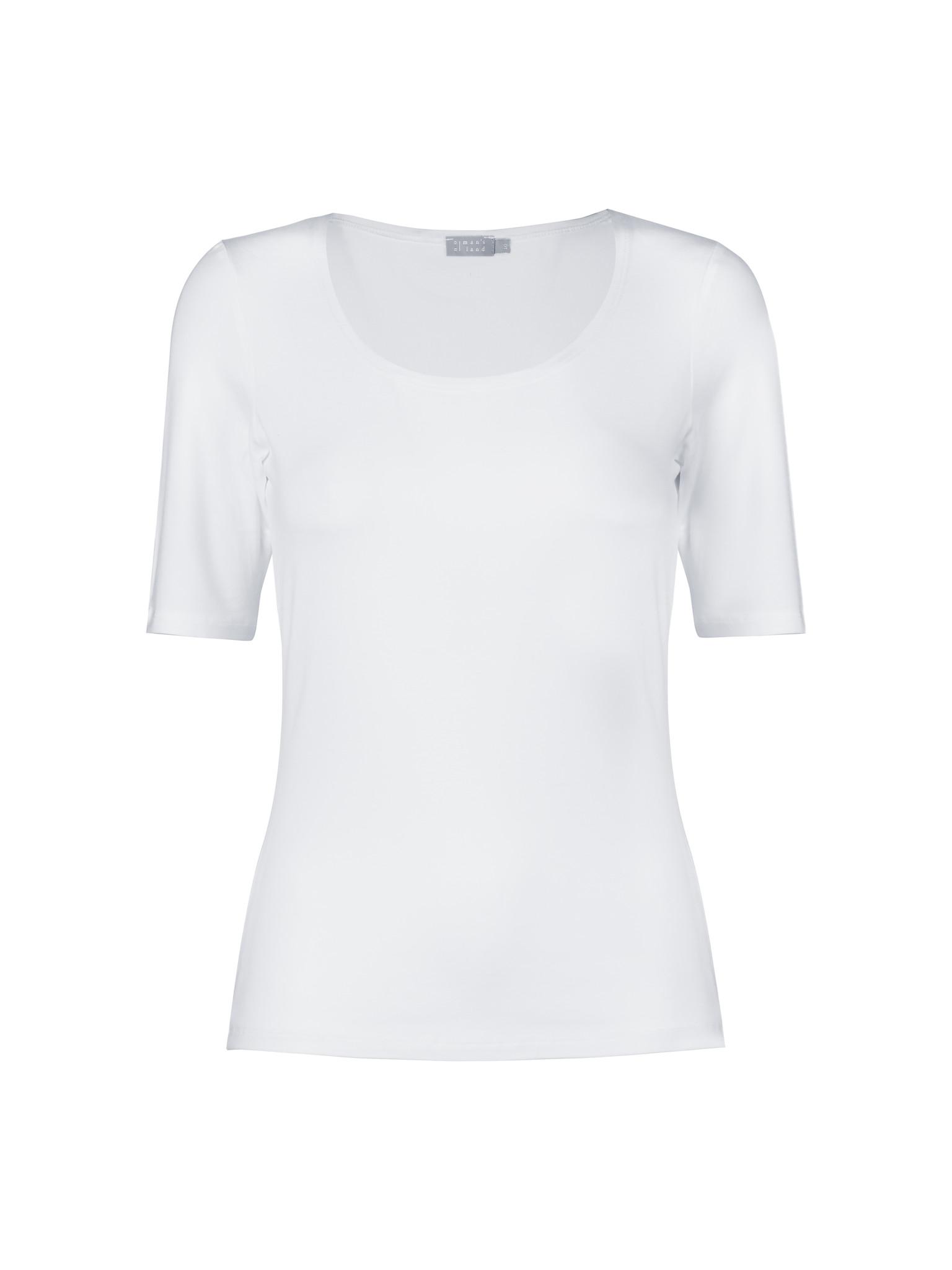 nomansland T-shirt 00.002  White-1