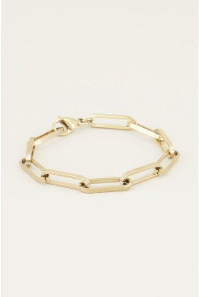My Jewellery armband schakels MJ029021200