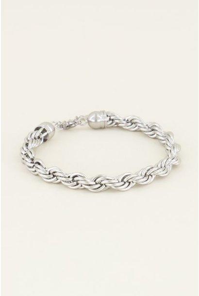 My Jewellery Armband schakels MJ017451500