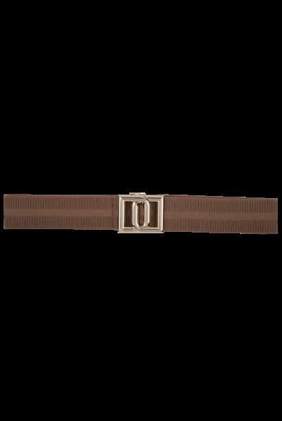 Dante 6 Belt 100910 MONOGRAM chocolat