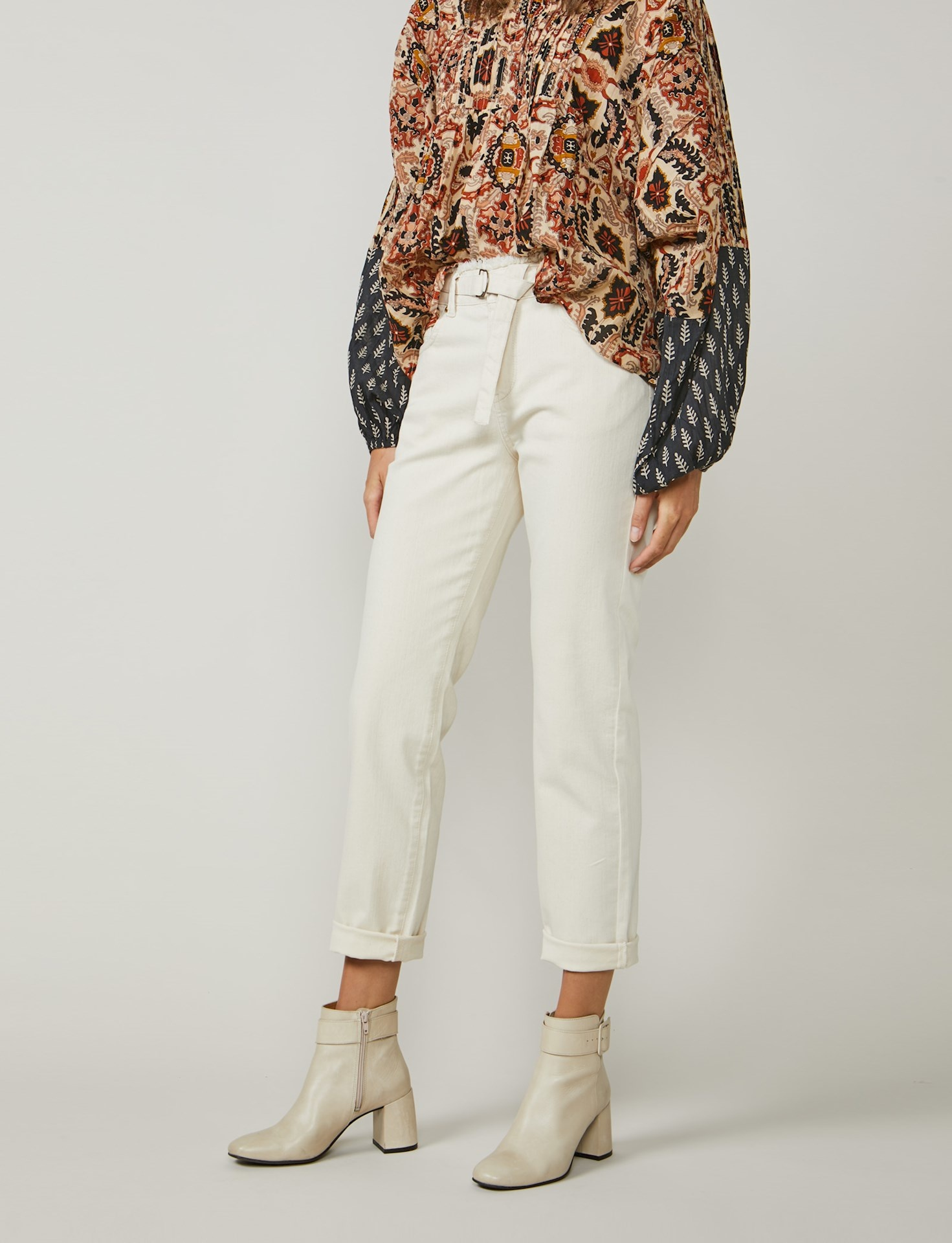 Summum Trouser 4S2085-11322C1-2
