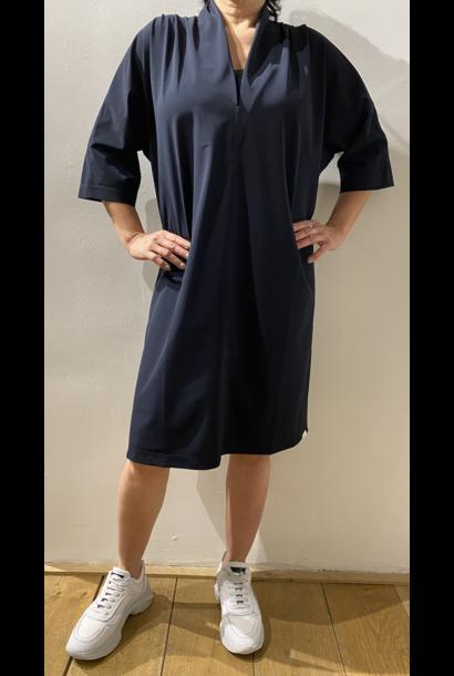 Penn & Ink Dress S21N952 Navy