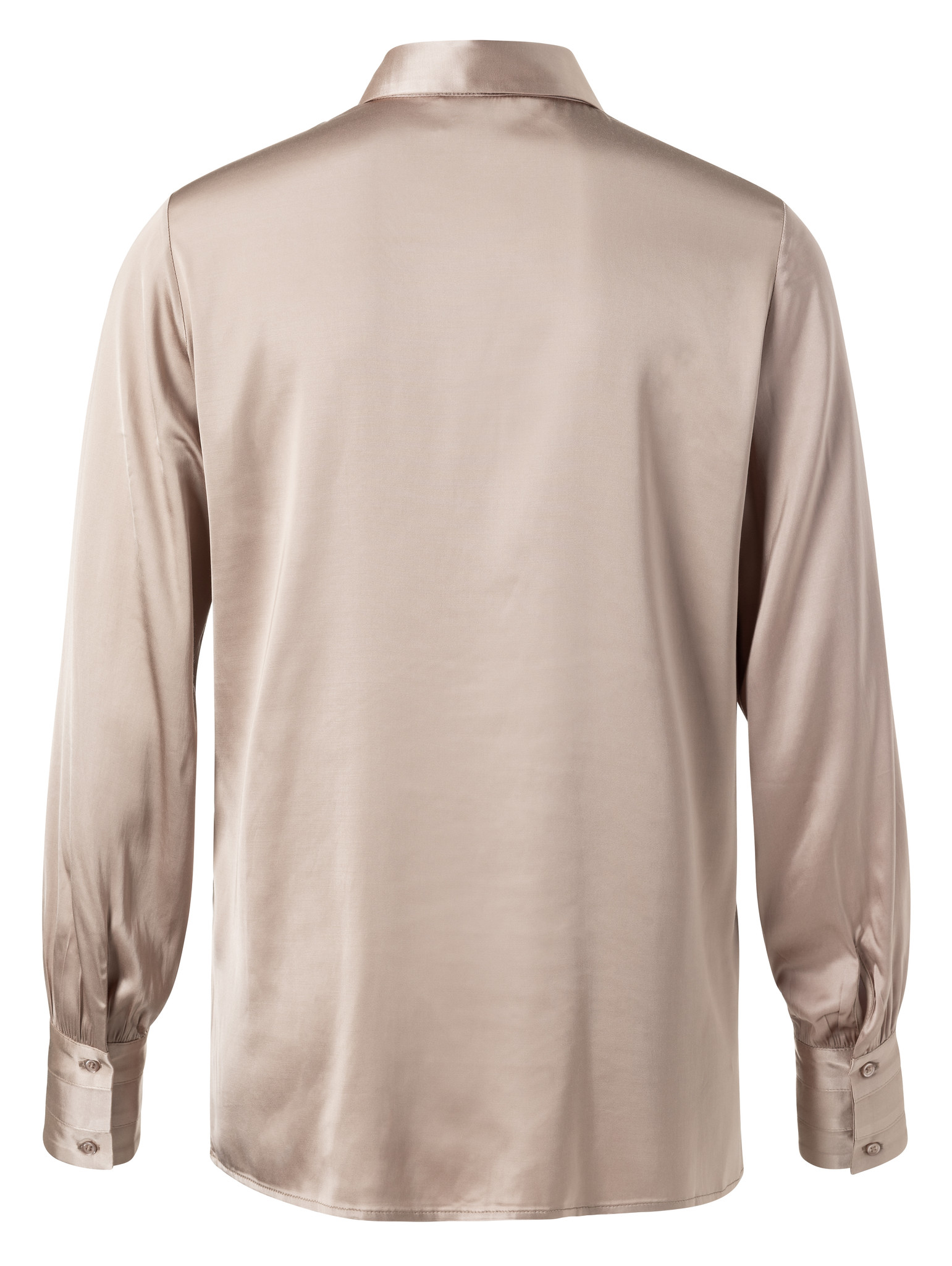 yaya Satin shirt detailed 1101195-111-3
