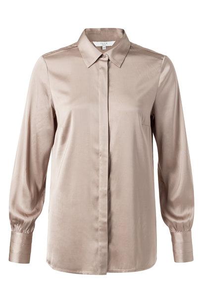 yaya Satin shirt detailed 1101195-111 61412