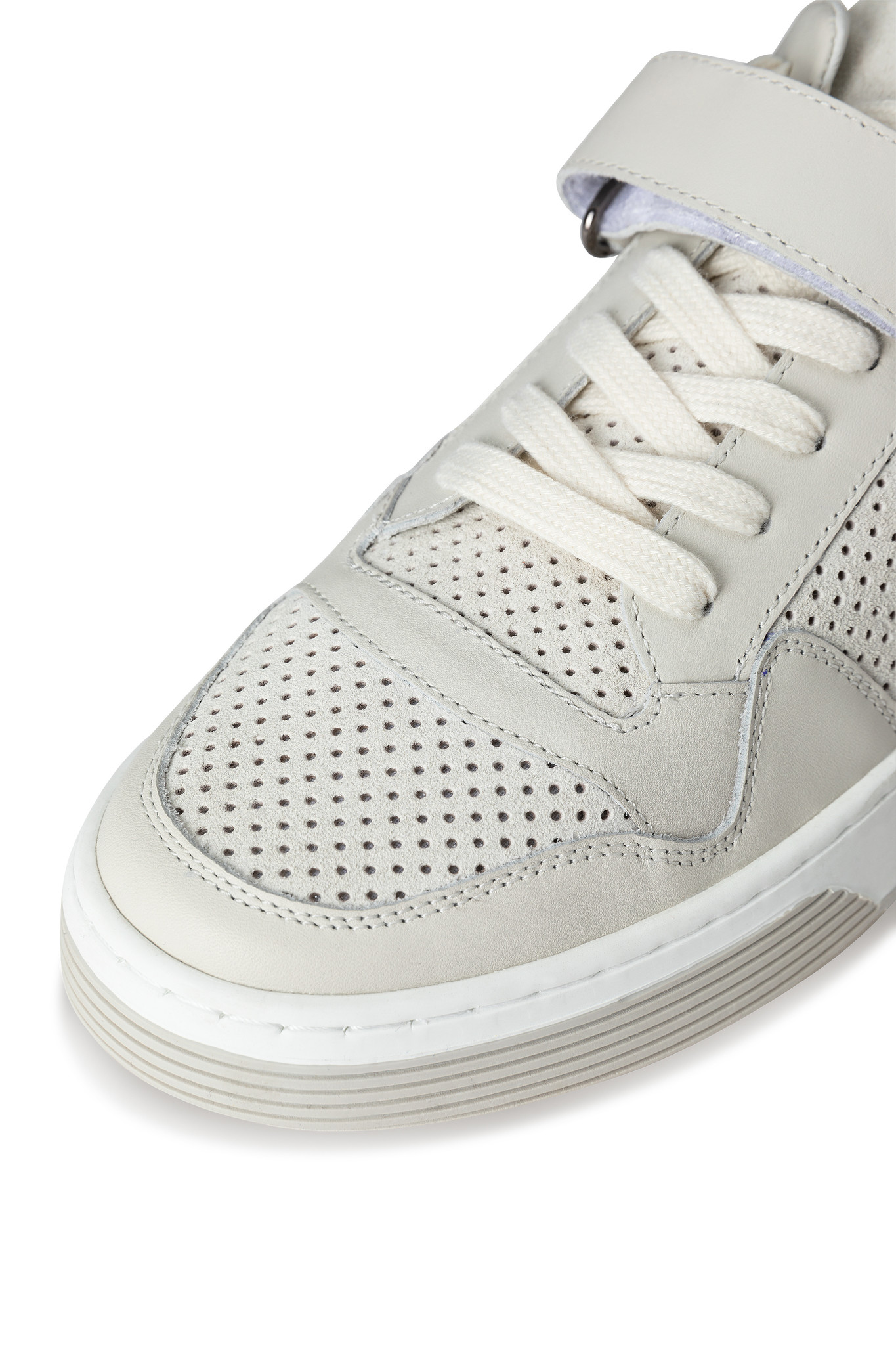 yaya Retro sneaker 134379-111-4