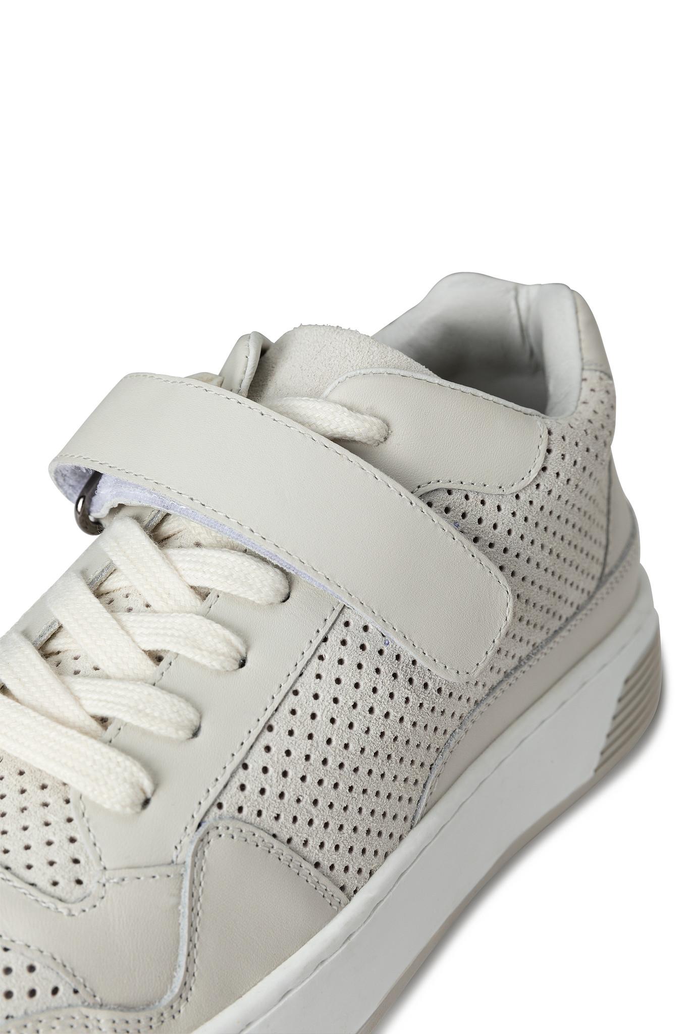 yaya Retro sneaker 134379-111-5