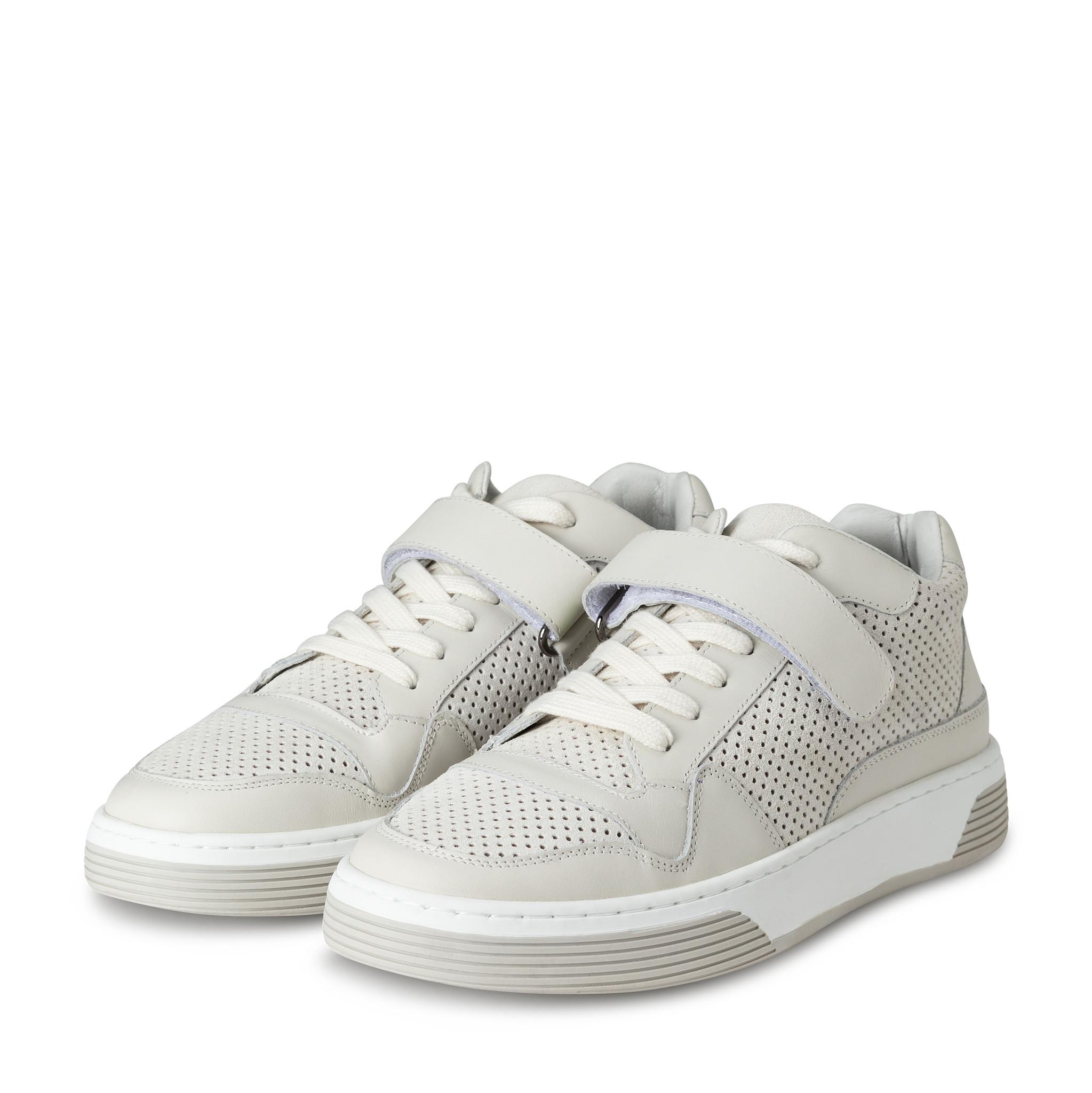 yaya Retro sneaker 134379-111-1